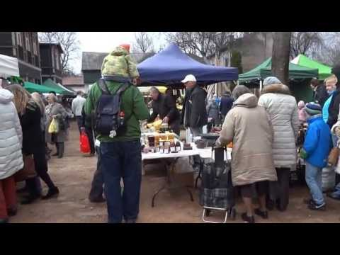 Latvia, Market in Riga - Kalnciema Quarter. Part 19