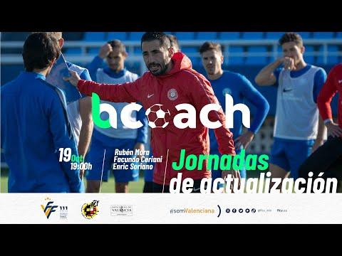 Jornadas de Actualización: 'BCoach' - Rubén Mora, Facundo Ceriani y Enric Soriano