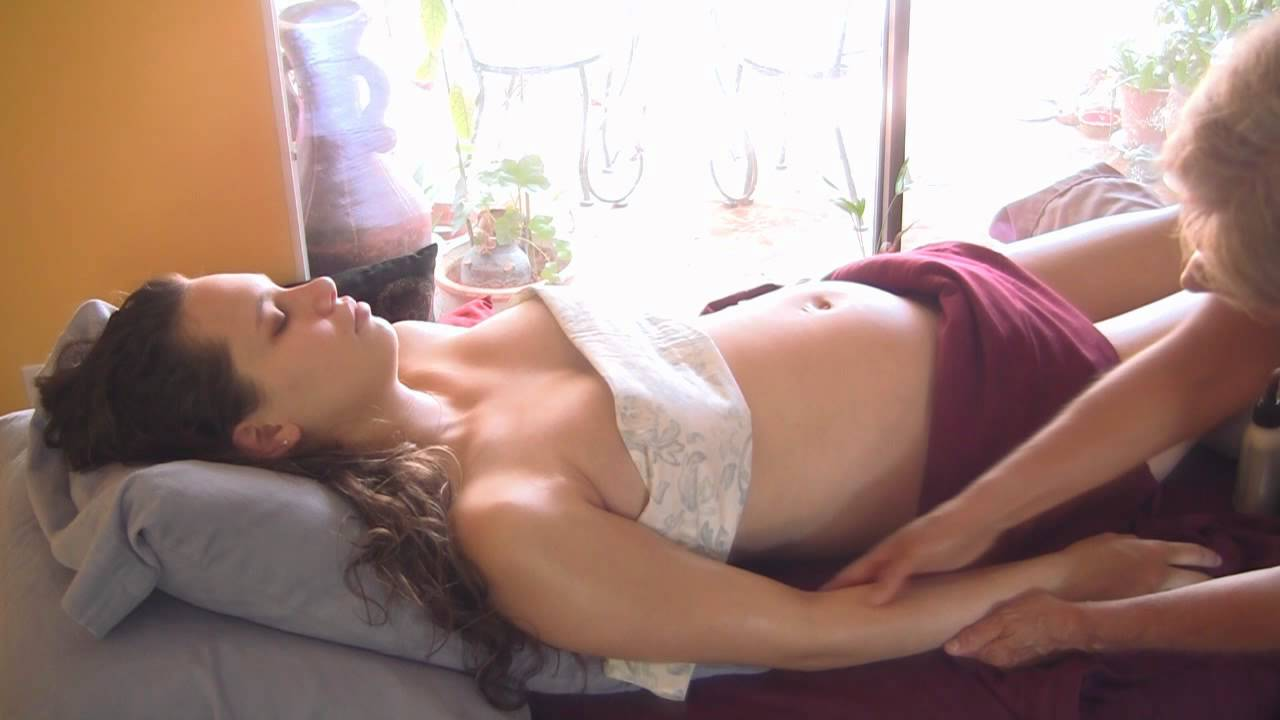 6 months pregnant beautiful wife fucks herself to orgasm Part 5 7