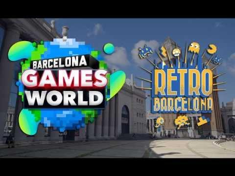 Barcelona Games World & RetroBarcelona