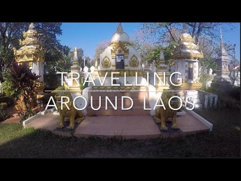 TRAVELLING AROUND LAOS | TRAVEL VLOG