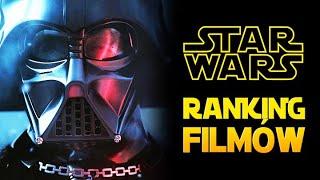 RANKING Filmów STAR WARS!