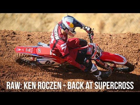 RAW: Ken Roczen Back at Supercross