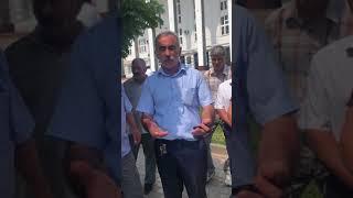 Дагестанские «афганцы» в Махачкале попытались взять штурмом свой квартирный вопрос