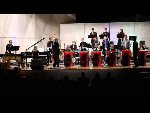 Blues in the Closet performed by the Wisconsin Lutheran High School Jazz Ensemble