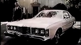 Ford LTD Brougham Commercial (1972)