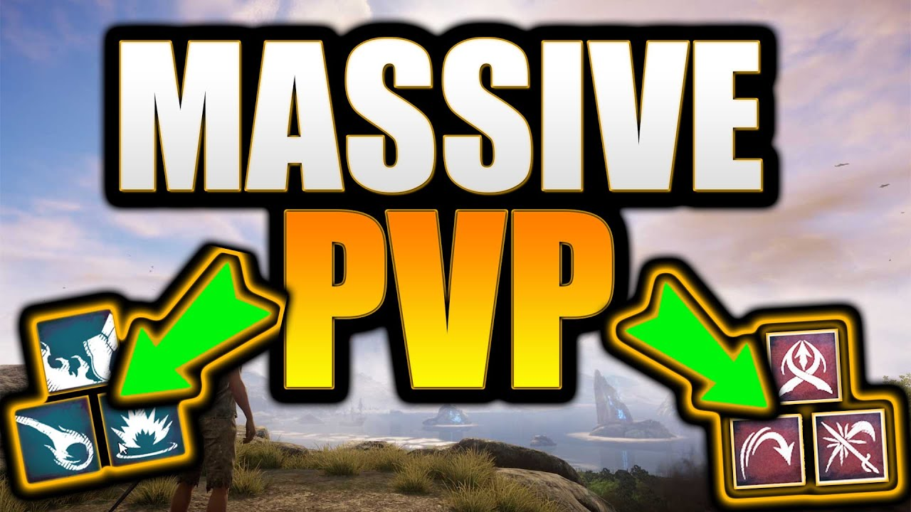 New World LOCKED FORTS EXPLAINED - PVP Gameplay in New World MMO! How to Find PVP in New World MMO!