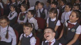 В Анапе врачи обсудили со школьниками вопросы личной гигиены