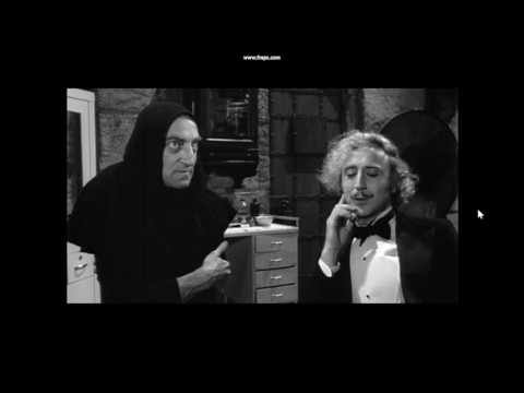 Young Frankenstein - Abby Someone...