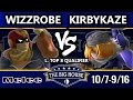 TBH6 SSBM - COG | Wizzrobe (Falcon) Vs. KirbyKaze (Sheik) - Smash Melee Losers Top 8 Qualifier
