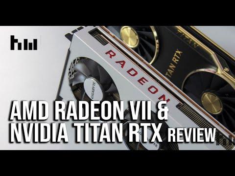 4K Gaming με AMD Radeon VII & NVIDIA TITAN RTX!