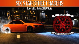GTA 5 Car Meet u0026 Racing Crew - Six Star Street Racers (PC, Xbox One, PS4)