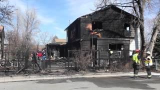 Lafayette House Fire