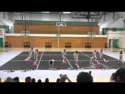 Albuquerque High School Winter Guard