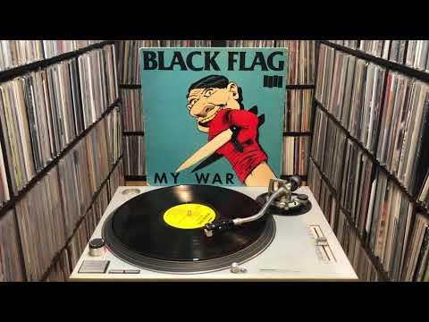 """Black Flag """"My War"""" Full Album"""