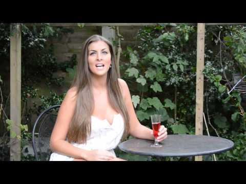 ALS Ice Bucket Challenge | Walk-on girl Daniella Allfree