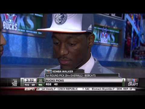 2011 NBA Draft - Kemba Walker