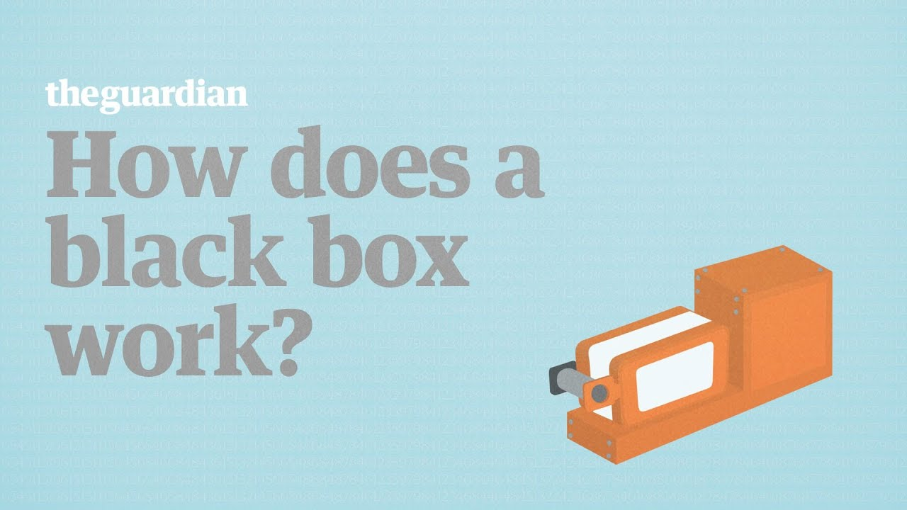 How Does A Black Box Work Guardian Animations Youtube Diagram
