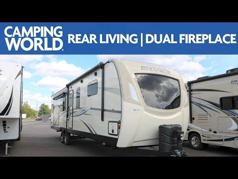 2019 Venture RV Sporttrek 343VIK | Travel Trailer - RV Review: Camping World