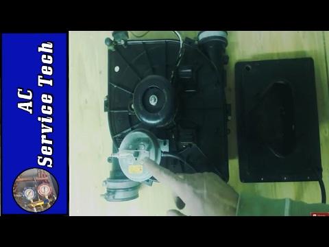 condensate pump hookup
