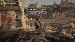 ac odyssey depth of the forge