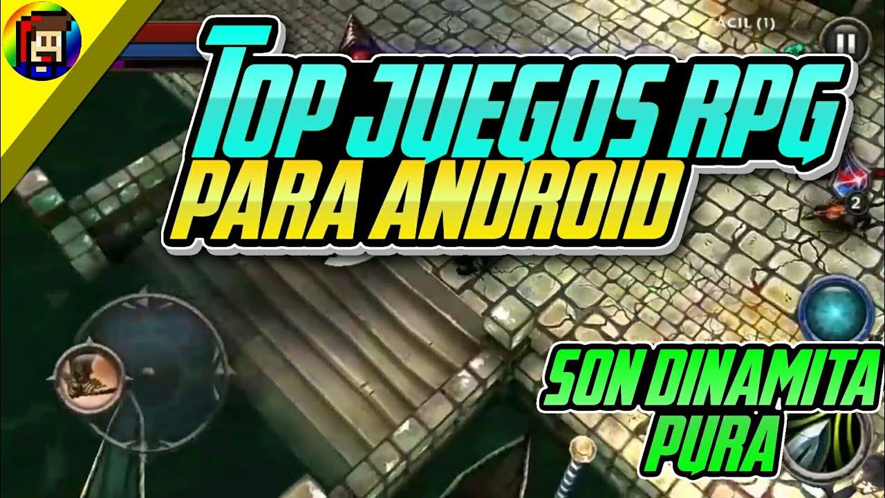 Top 10 Juegos Rpg Sin Internet Para Android Youtube