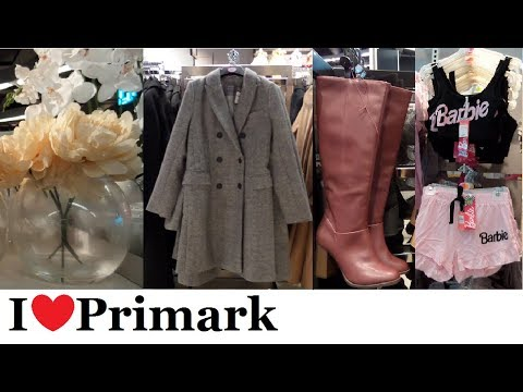 [VIDEO] - Everything New at Primark - Entire Autumn Fashion Range inc Men & Kids   September 2019   I❤Primark 9