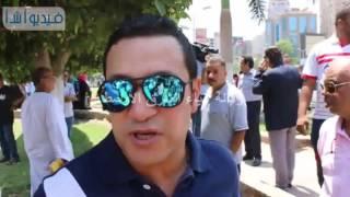 """بالفيديو: هشام حنفي"""" طارق سليم رمز من رموز الاهلي يصعب تكرارة"""""""