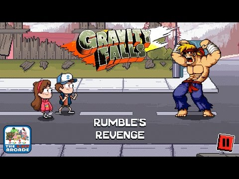 Gravity Falls: Rumbles Revenge - Prepare to have Yourself Defeated with Defeat (Disney Games)