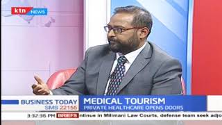 Medical tourism: private healthcare open doors