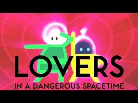 Lovers in a Dangerous Spacetime: Jon & Claire Co-op