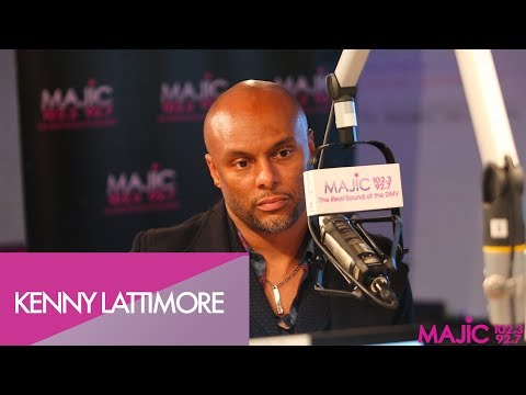 Kenny Lattimore Talks New Unsung Episode, Maxwell And Chante Moore