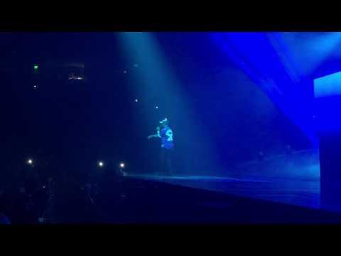 Drake And DVSN - Faithful (Summer Sixteen Tour Austin, TX)
