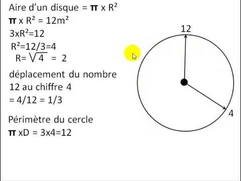 Exercice 18 Calcul De La Longuer D Un Arc De Cercle Youtube