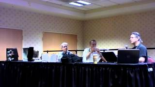 Microvision / Vectrex Classic Gaming Expo 2014 panel