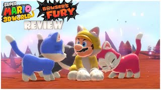 Super Mario 3D World + Bowser's Fury (Switch) Review (Video Game Video Review)