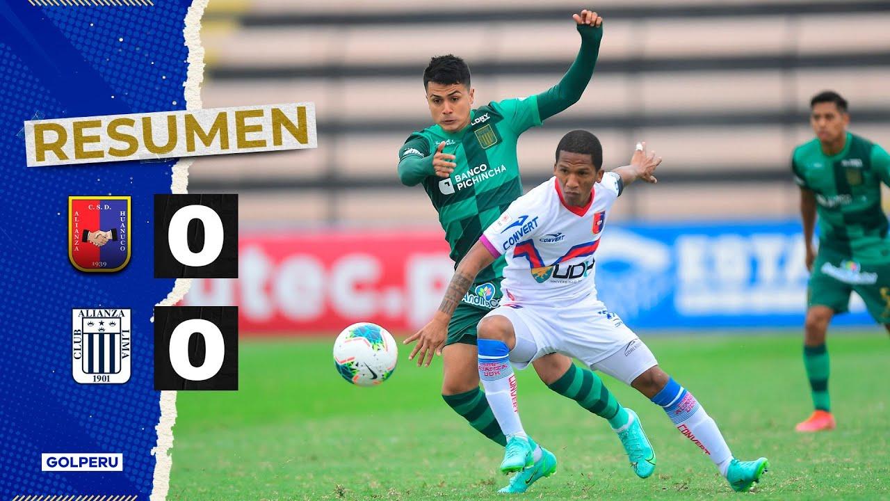 Download Resumen: Alianza Universidad vs Alianza Lima (0-0) #LIGA1BETSSONXGOLPERU