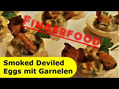 149---smoked-deviled-eggs-mit-black-tiger-garnelen-│-fingerfood-vom-kugelgrill