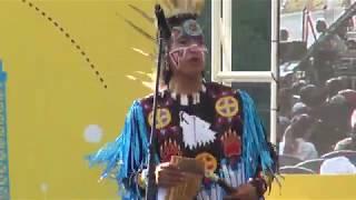세계문화공연 에콰도르 인디언 전통춤 퍼포먼스 악기연주1…