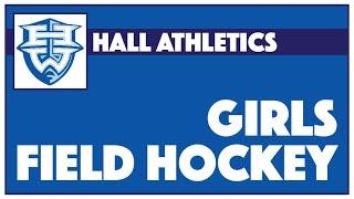 Hall Field Hockey Varsity vs. Avon - October 12, 2021