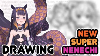 【DRAWING】 NEW SUPER NENECHI