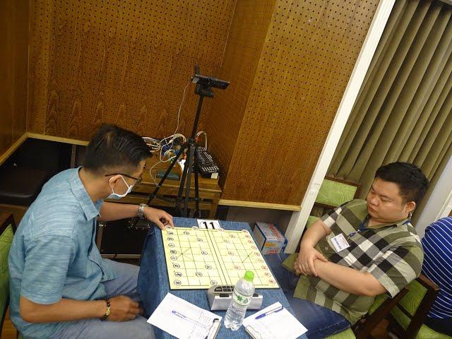 Trực tiếp : Hà Văn Tiến  vs Lê Phan Trọng Tín  | Vòng 1  cờ tiêu chuẩn  A1 2021 |