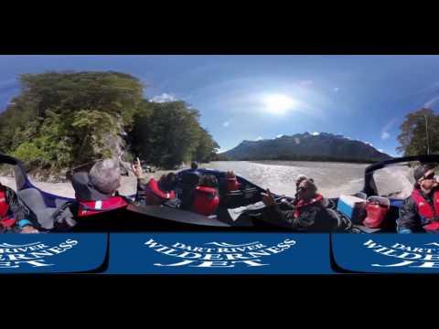 Wilderness Jet - 360 degree Virtual Reality