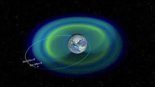 NASA | Van Allen Probes Reveal Previously Undetected Radiation Belt Around Earth