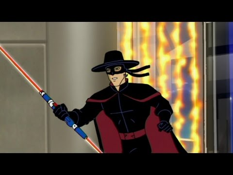 Zorro Generation Z - EP01 -جيل جديد الجزء الأول