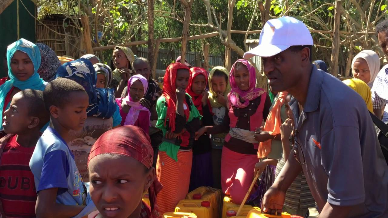 ABQ WOV vist Ethiopia Water Project #2 February 18, 2015