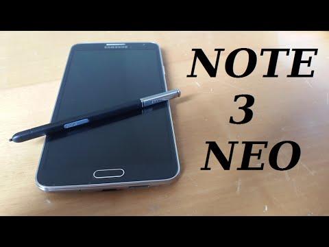 Samsung Galaxy Note 3 NEO recensione di TheCiasti (N7505)