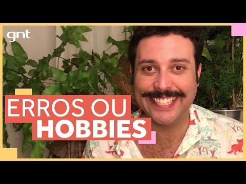 Desabafo de Segunda - Erros ou Hobbies? | Papo de Segunda