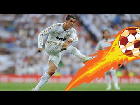 cristiano ronaldo | Les 10 meilleurs buts missiles ●HD