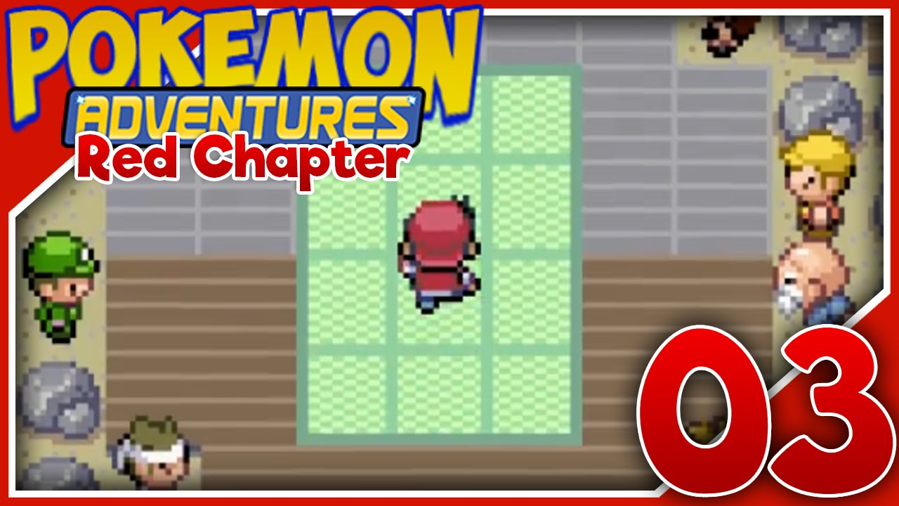 pokemon adventures red chapter episode 3 mt moon youtube